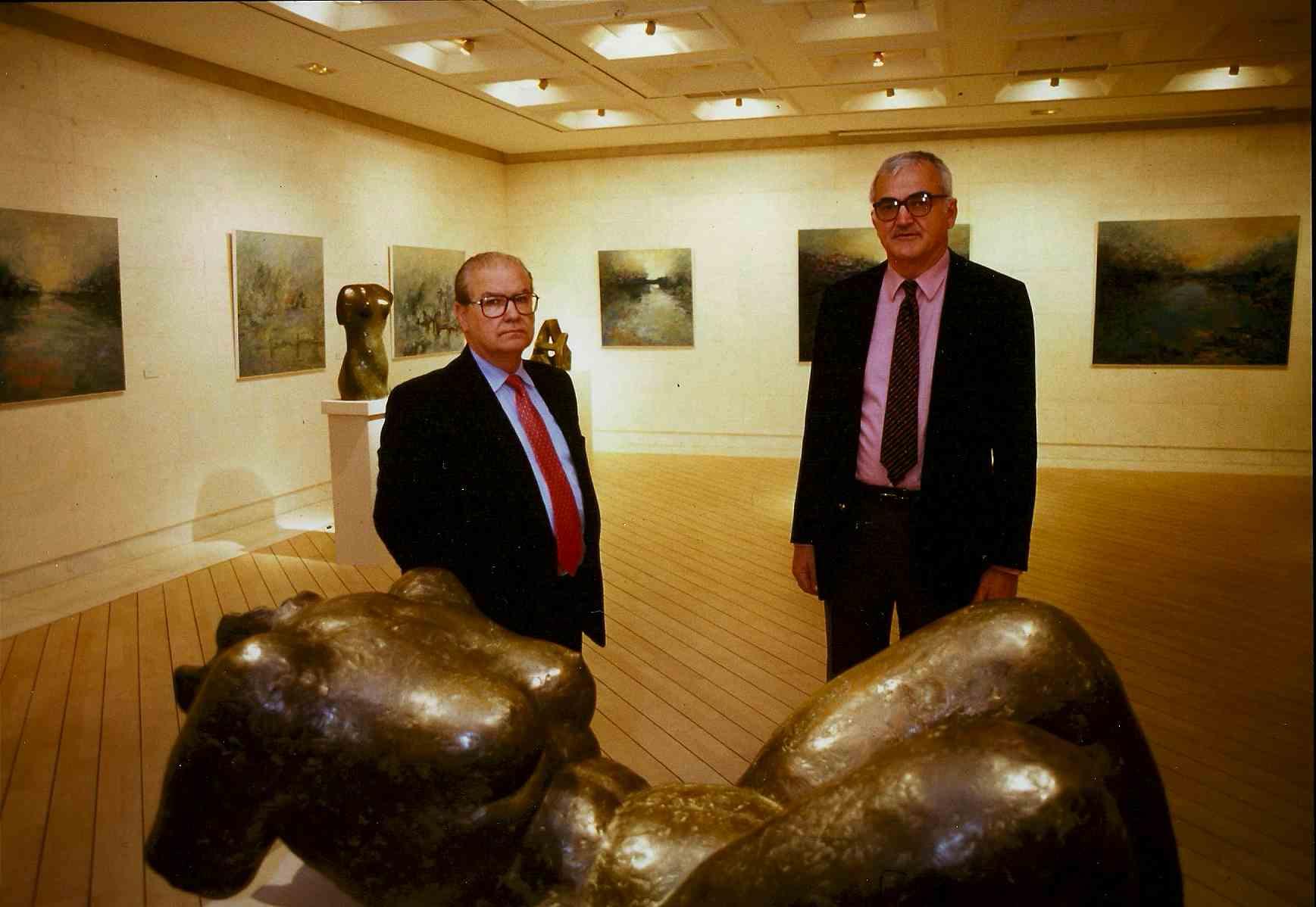 Carlos García-Monzón y Guillermo Serrano