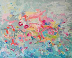 ARMONÍA Acrílico sobre lienzo 130 x 162